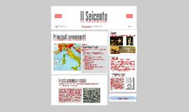 Copy of Il Seicento