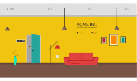 Deck for Acme Inc.
