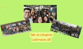 Taller de Catequistas JQ 2017