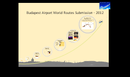 Budapest Airport - World Routes Submission 2012
