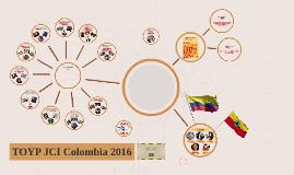 TOYP JCI Colombia 2016