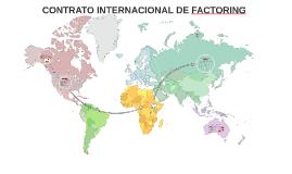 CONTRATO INTERNACIONAL DE FACTORING
