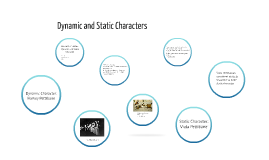 Dynamic and Static Characters in Witness