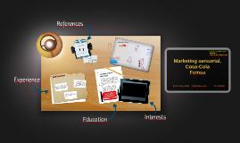 Copy of Marketing sensorial,