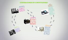 PRIMERA GENERACION (1951 A 1958)