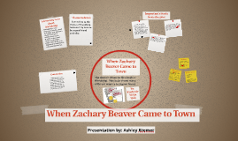 Copy of When Zachary Beaver Came to Town