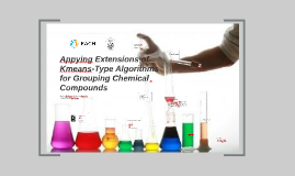 Applying metrics on activs chemical drugs clusters