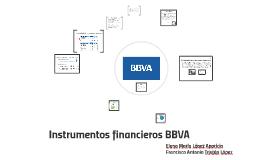 Instrumentos financieros de pasivo