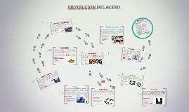 PROTECCION DEL ACERO