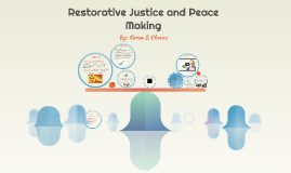 Restorative Justice and Peace making