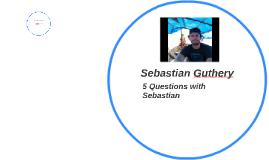 Sebastian Guthery - Revolutionary