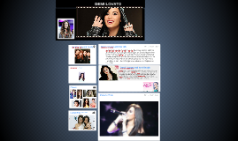 Demi Lovato nació en Albuquerque, Nuevo México, y creció en