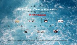 The Evolution of Womens Swim Apparel