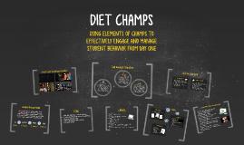 DIET CHAMPS