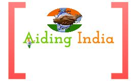 Copy of Aiding India