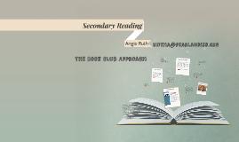 Secondary Reading