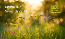 Auckland 2022 Summer Olympic Bid