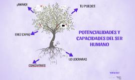 Copy of POTENCIALIDADES Y CAPACIDADES DEL SER HUMANO