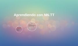Aprendiendo con NN.TT