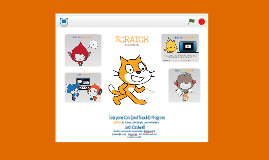 Scratch Workshop NCCE 2014