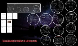 LAS VANGUARDIAS LITERARIAS EN AMÉRICA LATINA