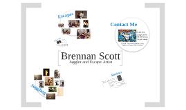 Brennan Scott - Juggler and Escape Artist