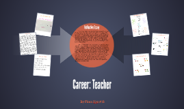 Career: Teacher