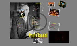 Copy of Paul Claudel