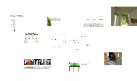 foto reeks van studenten kamers/studio's waar een overgang i