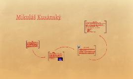 Mikuláš Kusánský