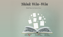 Copy of Think Win-Win