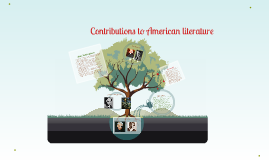 Contributions to American Literature