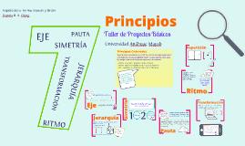 Copy of Copy of Principios Ordenadores
