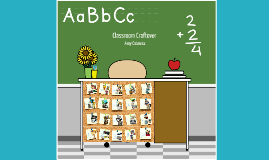 Copy of Classroom Craftover