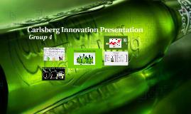Carlsberg Innocation Presentation
