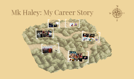 My Career Story