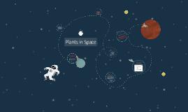 Copy of Dioscorea Composita In Space!