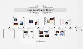 Copy of 2013 Year in Review