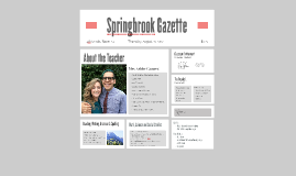 Springbrook Gazette