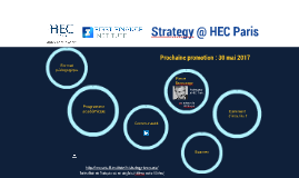 Strategy @ HEC Paris (fr)