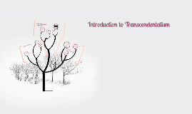 Copy of Introduction to Transcendentalism