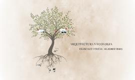ARQUITECTURA Y ECOLOGIA