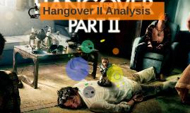 Hangover II analysis