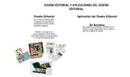 DISEÑO EDITORIAL / APLICACIÓN DEL DISEÑO EDITORIAL