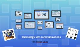 Technologie des communications