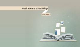 Huck Finn & Censorship