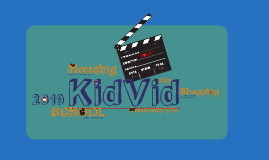 2019 KidVid Contest