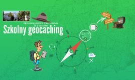 Szkolny geocaching