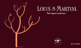 Louis Martini Internship Project