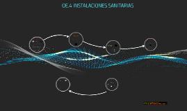 OE.4 INSTALACIONES SANITARIAS